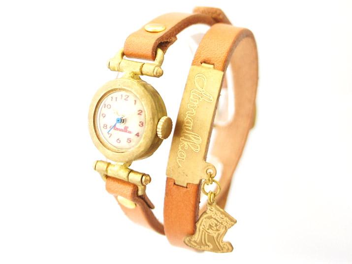 アマールカの手作り時計が発売!