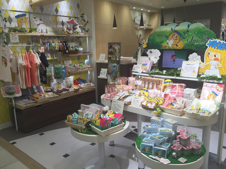 東急プラザ蒲田店「mikke」での期間限定ショップスタートいたしました♪