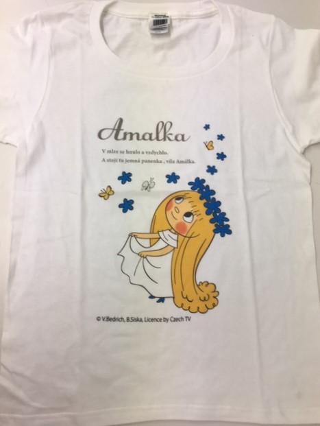 7月末に アマールカの新Tシャツ発売!